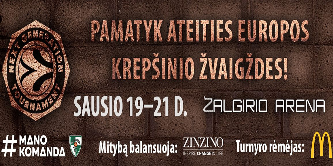 foglia Hubert Hudson Divertimento  Preview: Kaunas Adidas Next Generation Tournament – Eurospects