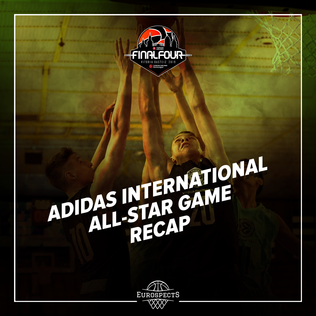 f24ac136 Game Recap: Adidas International U16 All-Star – Eurospects
